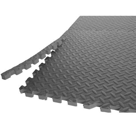 garage gym flooring options protect  equipment