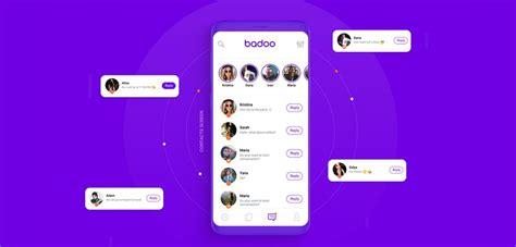 badoo mobile app badoo mobile app redesign figmacrush