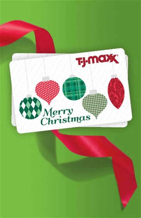 Can You Use A Tj Maxx Gift Card At Homegoods - t j maxx gift certificate christmas wish list pinterest