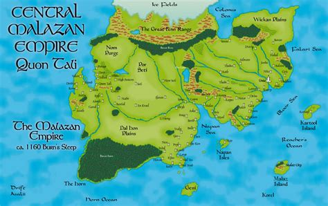 malazan map confused with the maps in deadhouse gates malazan