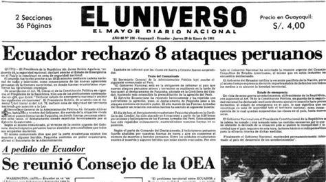 clasificados diario el universo en guayaquil guayas 29 de enero de 1981 ecuador noticias el universo