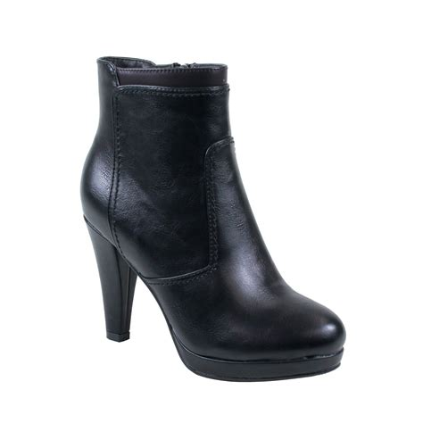 reneeze mimi 05 womens classic high heel ankle high boots