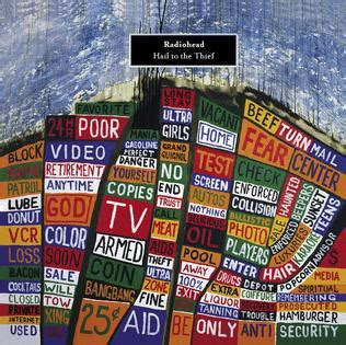 Hail To The Thief timely and foreboding radiohead s hail to the thief