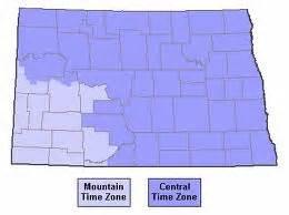us time zones map dakota the time zone puzzle of dakota official