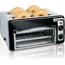 Toaster Appliance Hamilton Toastation 4 Slice Toaster Oven