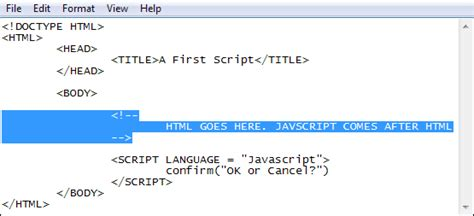 javascript section javascript chapter 2 the browser