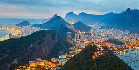 Rio Janeiro Night Images. Rio De Janeiro Better View John