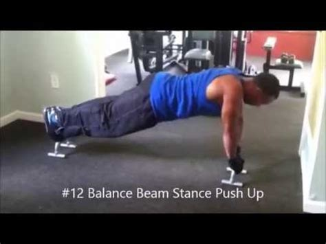 push ups before bed 16 new push up bar exercises killer chest in 60 days
