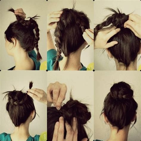 tutorial sanggul simple untuk wisuda 50 model sanggul model sanggul modern simple hairstyle gallery