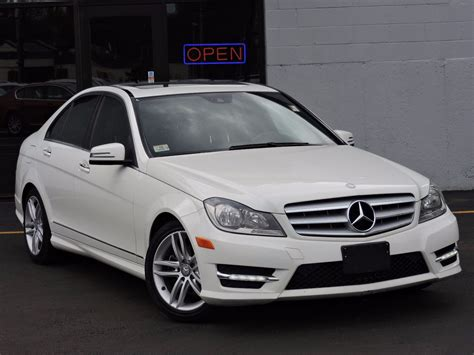 used mercedes c class used 2012 mercedes c class c 300 sport at saugus auto