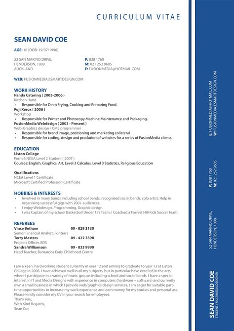 9 curriculim vitae formats cashier resumes