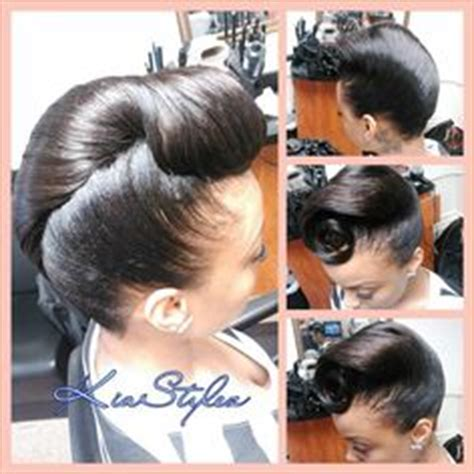 black french roll hairstyle pictures black women hair woman hair and french on pinterest