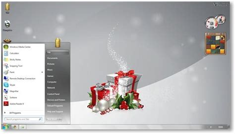 themes windows 10 christmas windows 7 themes christmas theme for windows holiday
