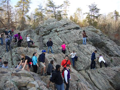 Billy Goat Trail Section C by Billy Goat Trail Great Falls Park About 50 In A