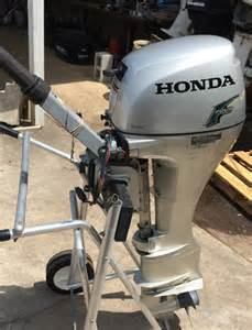 Honda 8 Hp Outboard 8 Hp Honda Outboards Four Stroke Hondas