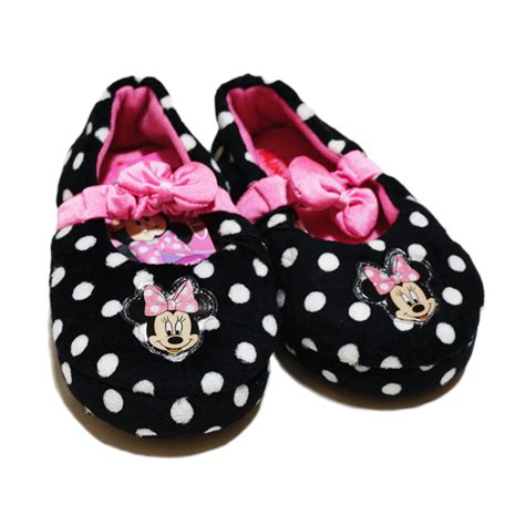 minnie mouse shoe slippers winter slippers minnie mouse clothing shoes