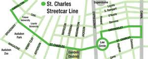 new orleans trolley car map new orleans the streetcars biteme42