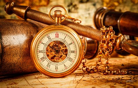 classic watch wallpaper vintage pocket watch also known as a fob watch 5k retina
