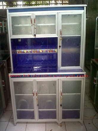 Daftar Rak Piring Aluminium Terbaru desain lemari rak piring untuk dapur rumah minimalis