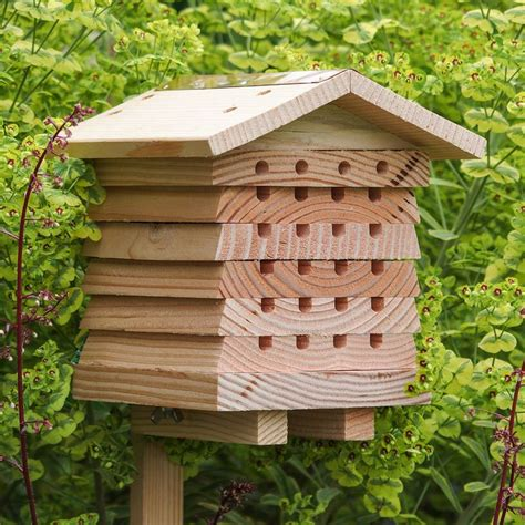 mason bee house 17 best ideas about bee house on pinterest bees beekeeping and bee keeping