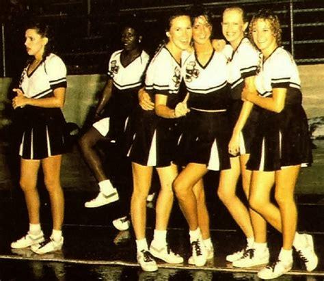 1980 cheer hair styles 1980s cheerleader uniform the world s best photos of 1980s