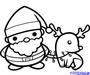 Drawing of santa claus x3cb x3ehow to draw santa x3c b x3e and