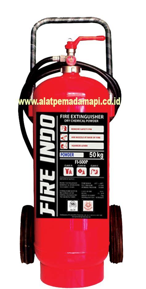 Apab Tabung Alat Pemadam Kebakaran Api Abc Powder Spbu Catridge 60 Kg jual alat pemadam api berat apab trolley jenis powder