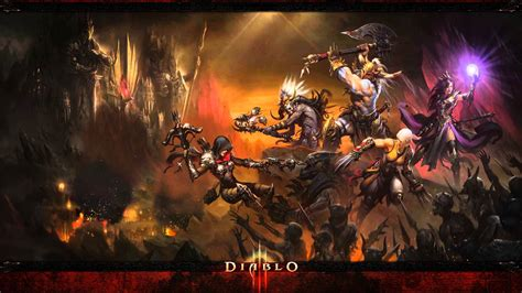 diablo 3 heroes rise darkness fall motion background