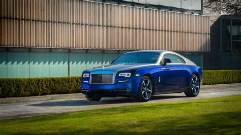 rolls royce wraith wallpaper rolls royce wraith 2017 bespoke 4k wallpaper hd car