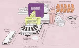 Excalibur Suite Floor Plan las vegas casino property maps and floor plans