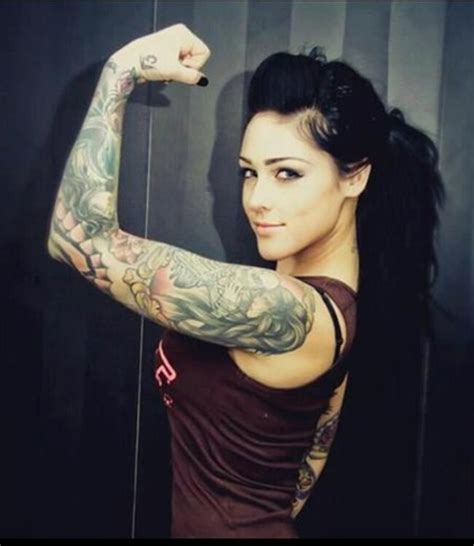 sleeve tattoo for a girl full sleeve tattoos for girls styles time