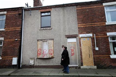 easington mp warns empty county durham homes blight former