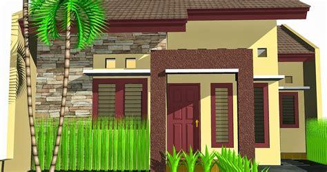 gambar model rumah mungil minimalis
