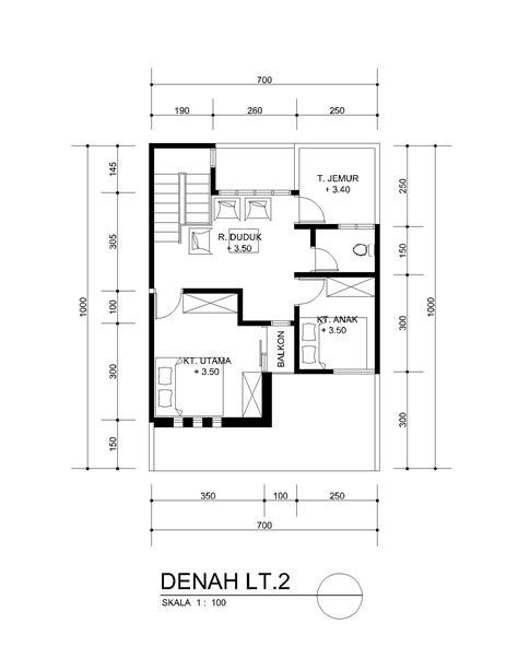 planning  buildings desain rumah minimalis mungil    meter