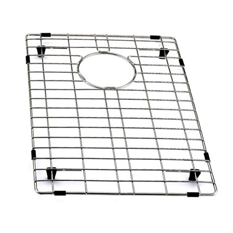 kitchen sink bottom grid vigo industries vigo kitchen sink bottom grid 12 x 18