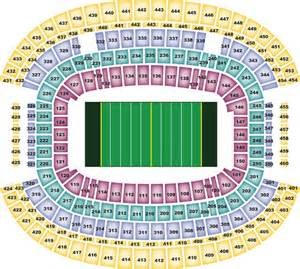 Dallas cowboys seating chart at cowboys stadium pictures to pin on