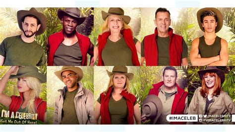 what is im a celebrity about i m a celebrity contestants revealed itv news