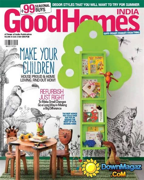 good home design magazines good homes india may 2015 187 download pdf magazines