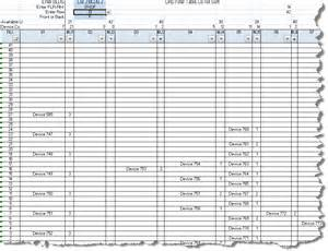excel rack diagram template excel automation rack elevations