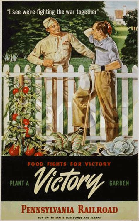 Victory Gardens Pa by Plant A Liberty Garden Grow Freedom
