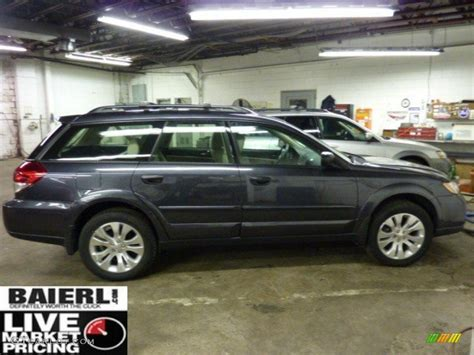grey subaru outback 2008 gray metallic subaru outback 2 5i l l bean