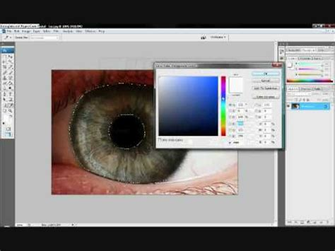 tutorial photoshop cs3 levitasi adobe photoshop cs3 tutorial changing eye color basic