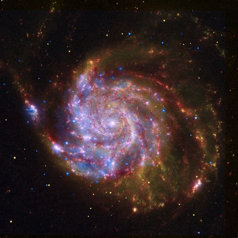 see it with a small telescope 101 cosmic wonders including planets moons comets galaxies nebulae clusters and more books pinwheel galaxy m101 facts location images