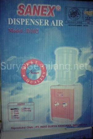 Special Sanex Dispenser Air Minum D 102 Murah Meriah jual beli exclusive sunnex dispenser air model d 102