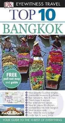 top 10 bangkok eyewitness top 10 travel guide books bangkok top ten guide eyewitness maps books travel