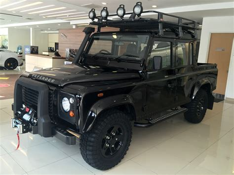 land rover defender 2015 special edition land rover defender limited edition launched in m sia