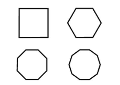 ecken block formen geometrische formen vorlagen zum ausdrucken ausmalen