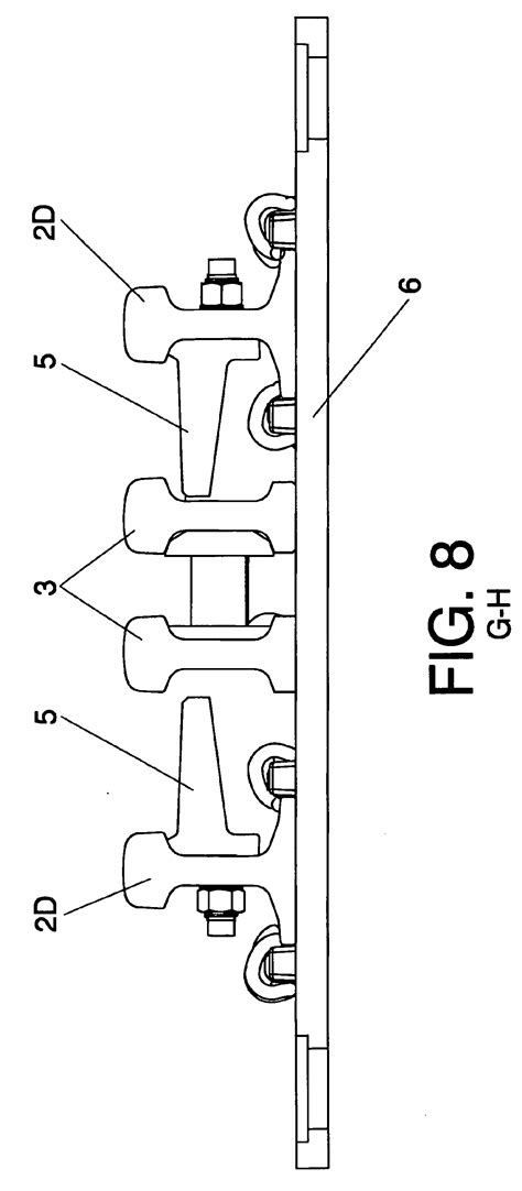 Swing Nose Crossing by Patent Ep2487293b1 Acute Swing Nose Crossing For