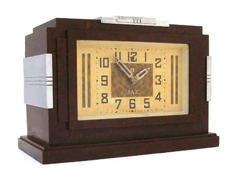 cool desk clocks 99 best images about art deco clocks on pinterest