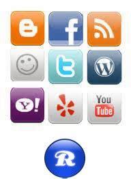 cara membuat icon twitter cara membuat icon add facebook twitter dan newsleter